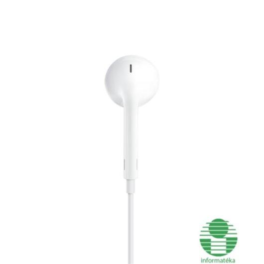 Apple Earpods fülhallgató távvezérlővel és mikrofonnal (Lightning csatlakozó)  Fej-és fülhallgató Headset ... f567bfaa1f