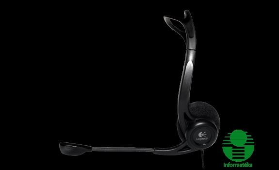 ... Logitech H110 jack vezetékes headset Fej-és fülhallgató Headset ... 625156fa7e