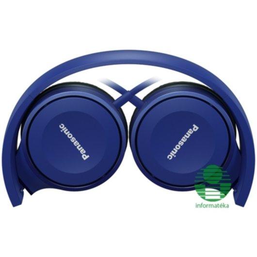 Panasonic RP-HF100E-A kék fejhallgató Fej-és fülhallgató Headset ... 638b4d1788