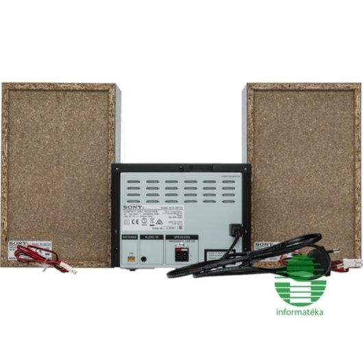 Sony CMTSBT20.CEL Mikró hifi Kompakt audio rendszerek Mini Hifi ... 2548f169a0