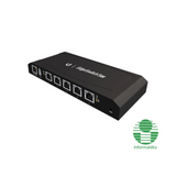 Ubiquiti  ES-5XP EdgeSwitch 5x10/100/1000 port, 24V PoE, managed switch ES-5XP kép, fotó